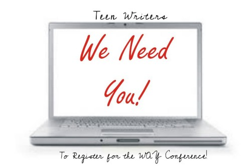 TeensWeNeedYouToRegister